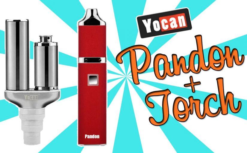 "Yocan Torch + ""Pandon"" – (Product Review)"