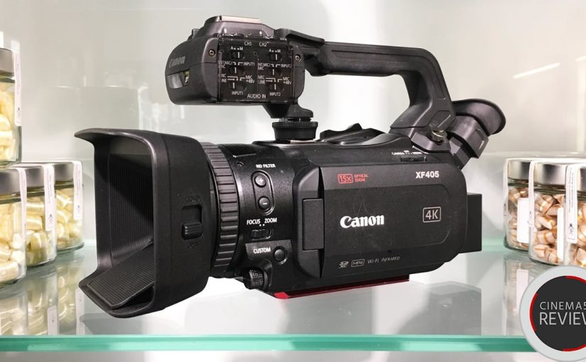 Canon XF405 (Pre Production Model) – Sample Footage