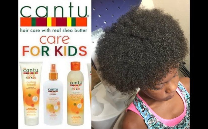 Cantu For Kids Product Review | WASH ROUTINE