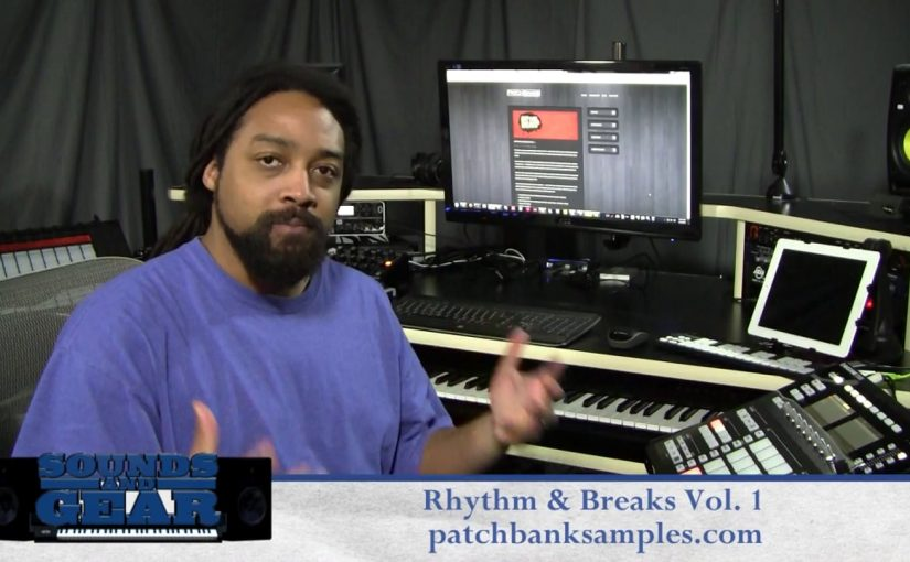 Review: Patchbanks Rhythm & Breaks Vol. 1 – SoundsAndGear.com