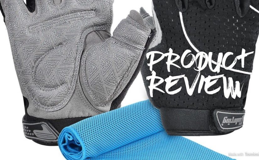 innotree Ultralight Weight Lifting Gloves – Product Review
